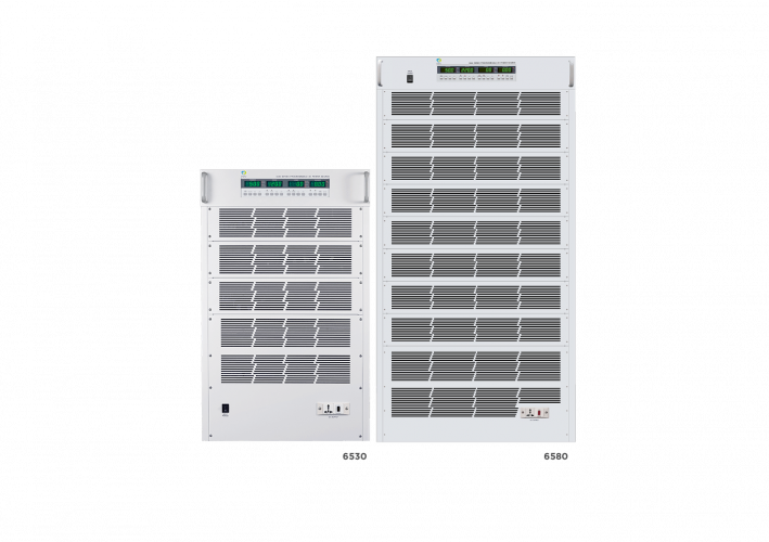 6500 Series High Power Programmable AC Power Source