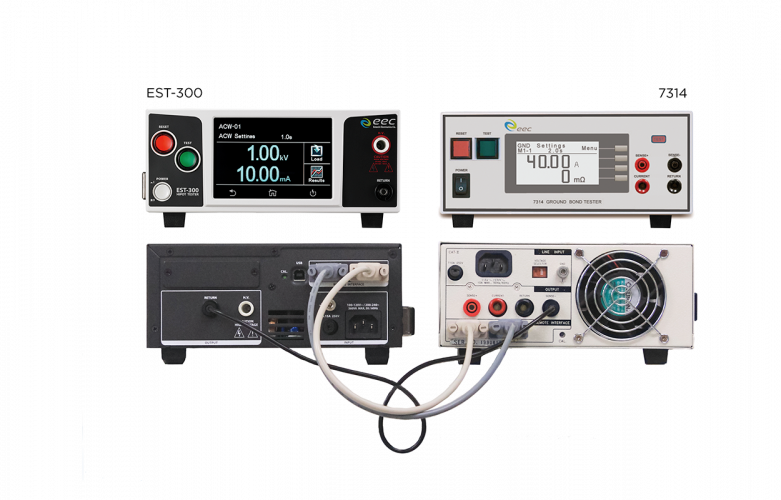 4-in-1 Safety Test System (ACW, DCW, IR, GB)