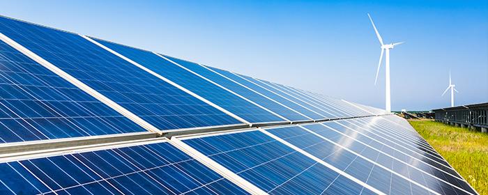 新能源與太陽能產業