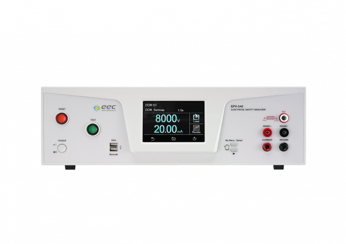 EPV-500 Series PV Module Safety Analyzer