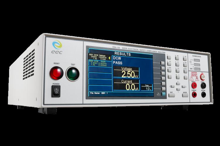 ESA 系列彩色全功能安规综合分析仪