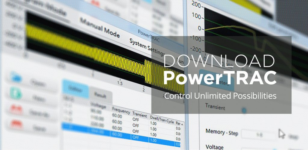 PowerTRAC Delivers Complete Control to EEC Power Source Users