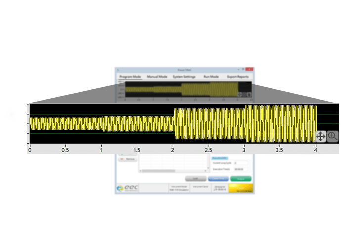 PowerTRAC Waveform